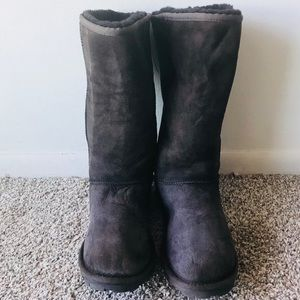 UGG Woman's Brown Tall Boots